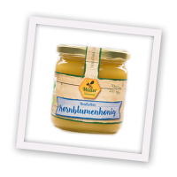 Bienenhof_Müller_Naturland_Kornblumenhonig